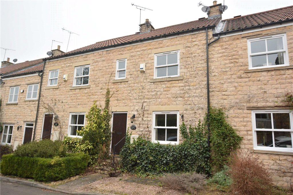 3 Bedrooms Terraced House for sale in Low Way, Bramham, Wetherby