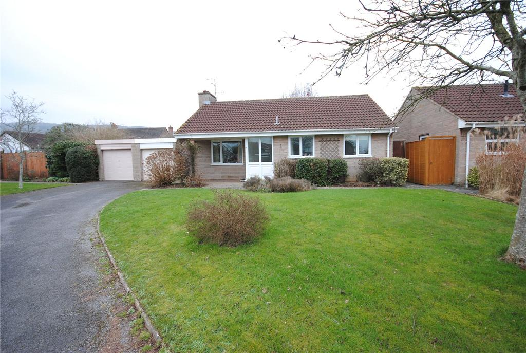2 Bedrooms Detached Bungalow for sale in Greenhayes, CHEDDAR, BS27