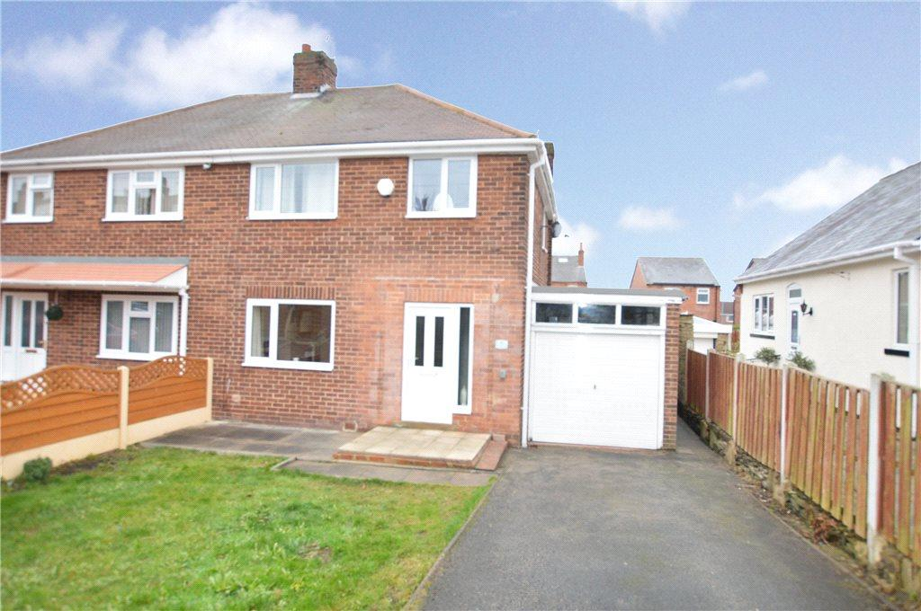 3 Bedrooms Semi Detached House for sale in Sowood Lane, Ossett, West Yorkshire