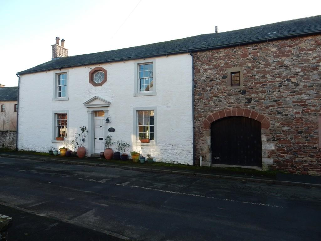 3 Bedrooms Semi Detached House for sale in Burgh By Sands, Carlisle