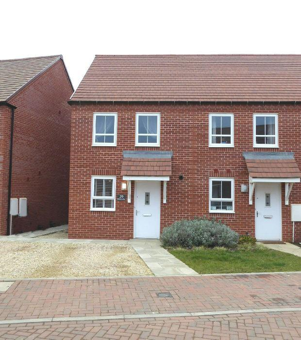 2 Bedrooms End Of Terrace House for sale in Robins Way, Longford Park, Bodicote