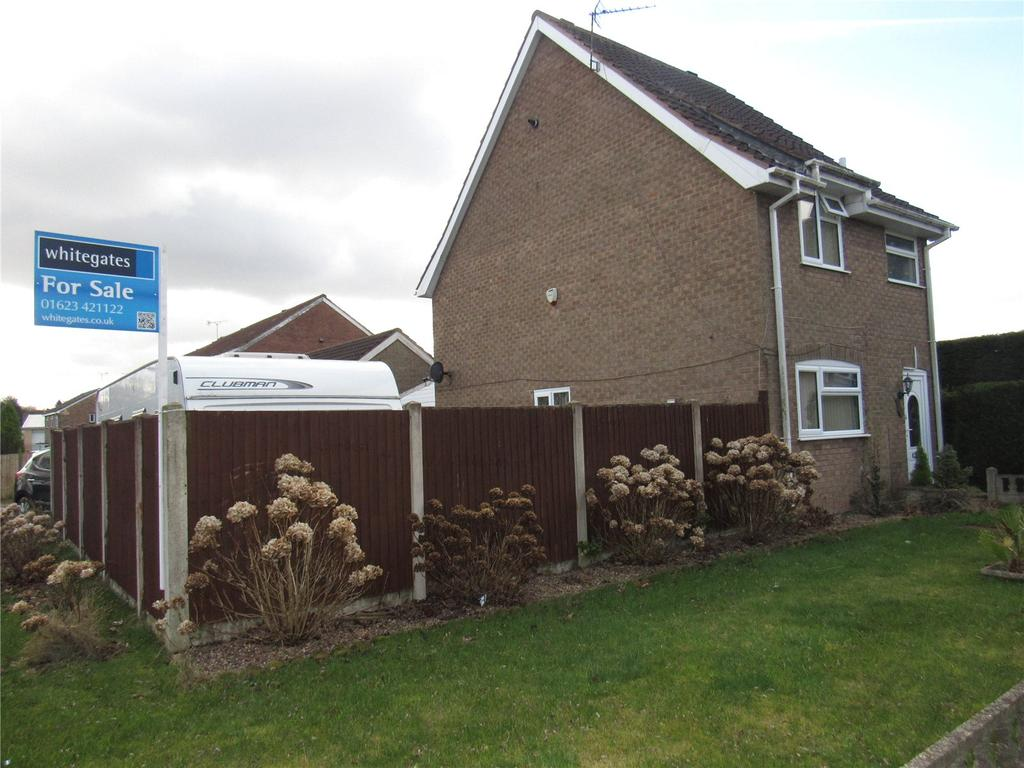 3 Bedrooms Semi Detached House for sale in Oak Tree Lane, Mansfield, Nottinghamshire, NG18