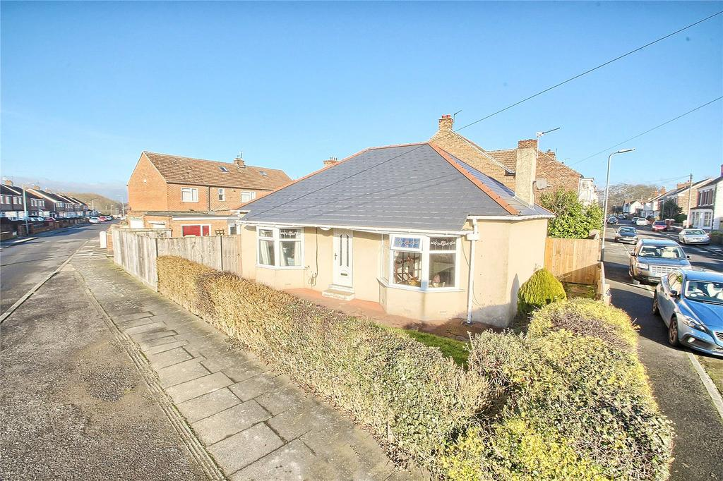 2 Bedrooms Detached Bungalow for sale in Linden Avenue, Hartburn
