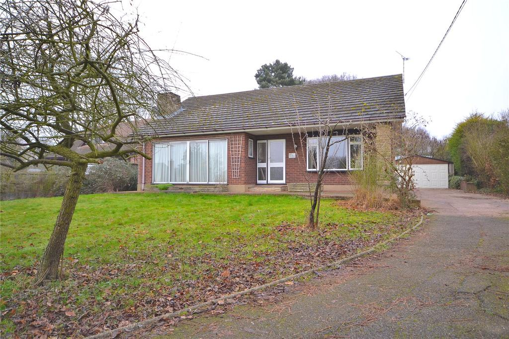 4 Bedrooms Detached Bungalow for sale in Lower Road, Mountnessing, Brentwood, Essex