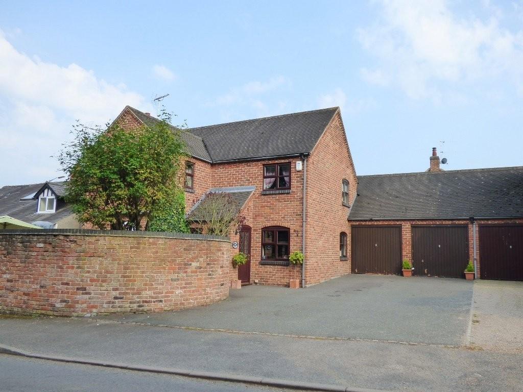 5 Bedrooms Link Detached House for sale in Brailsford, Ashbourne