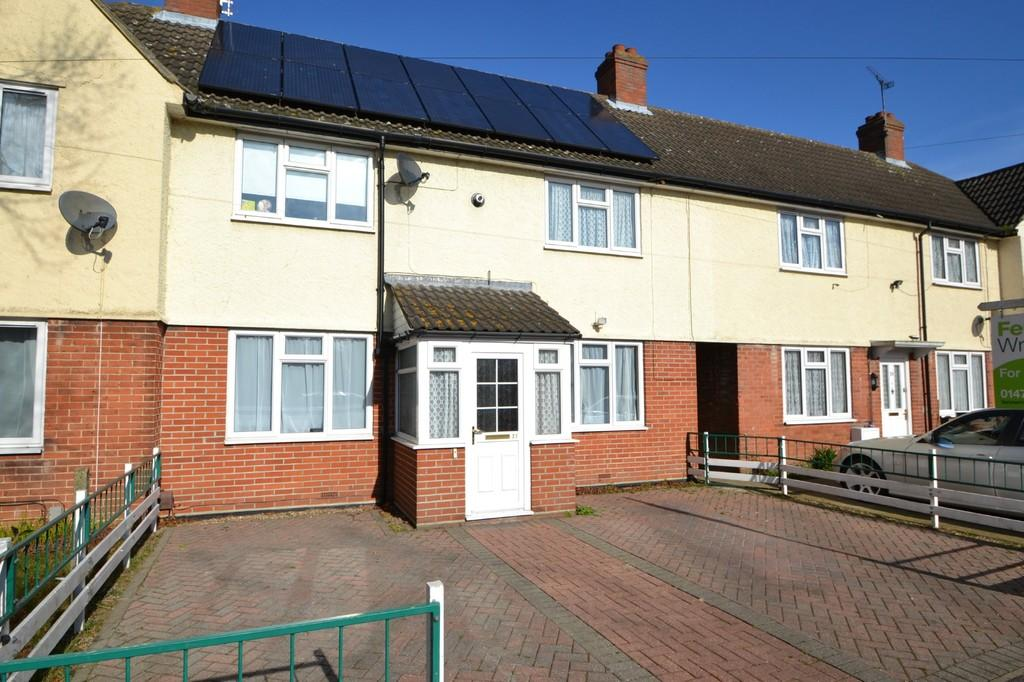 3 Bedrooms Terraced House for sale in Franklin Road, Ipswich, Suffolk