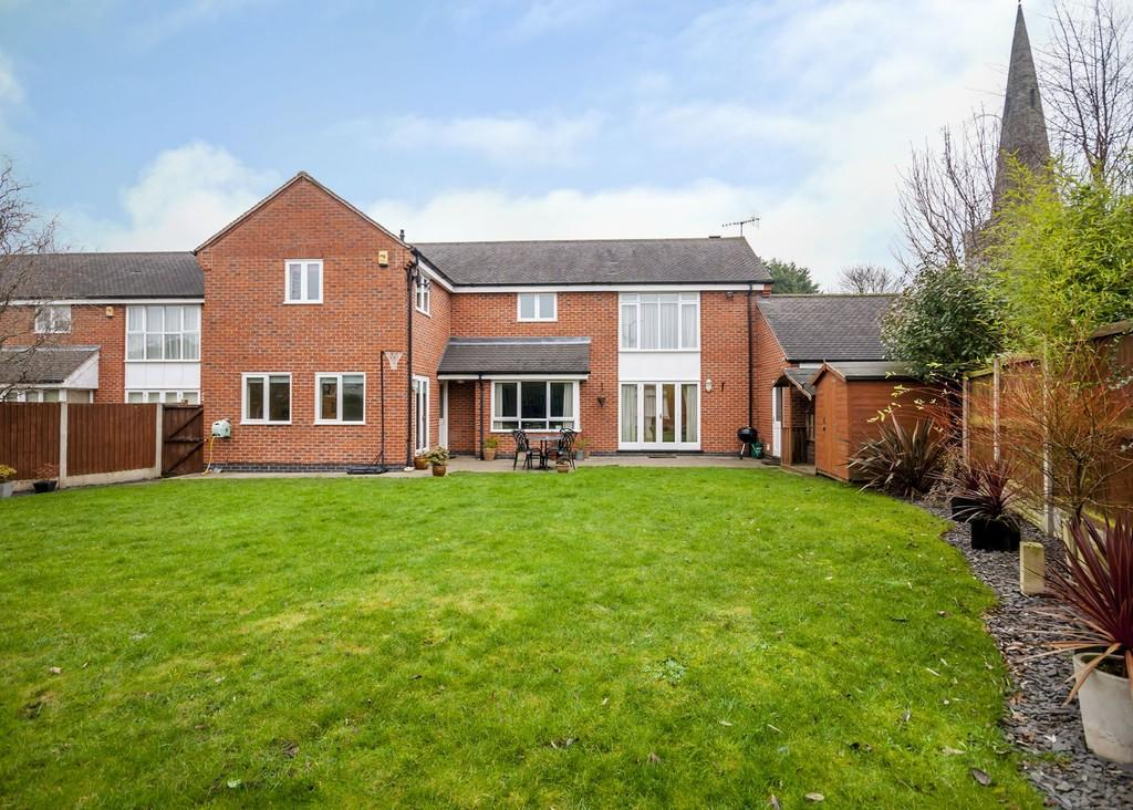 4 Bedrooms Detached House for sale in River View, Sawley