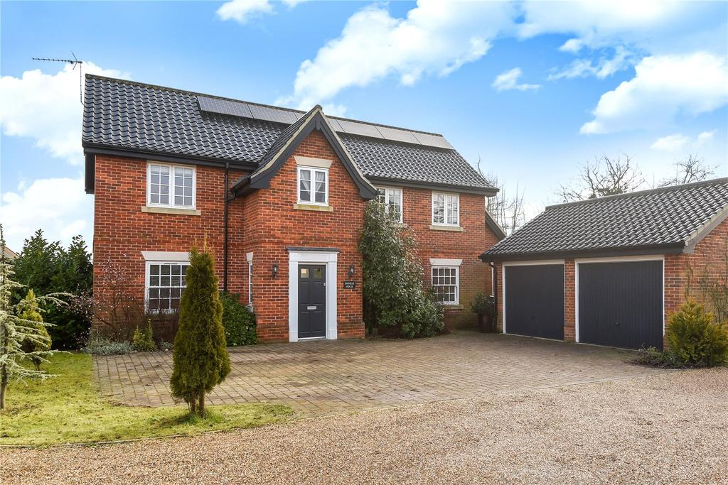 5 Bedrooms Detached House for sale in Sunnybrook Close, Gislingham, Suffolk, IP23