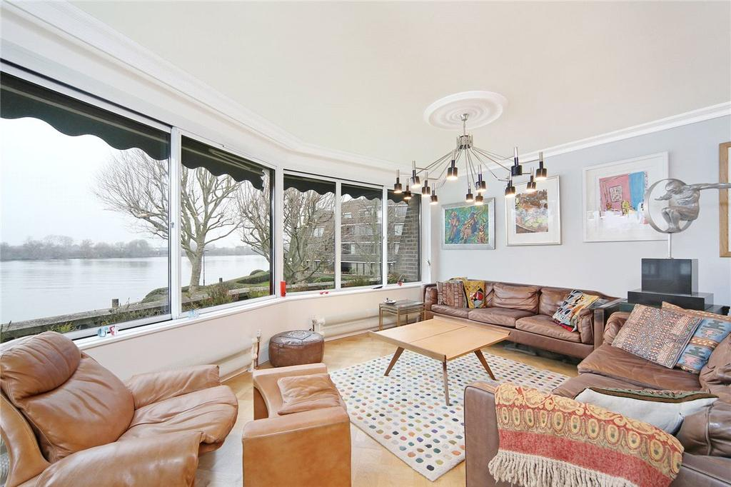 2 Bedrooms Apartment Flat for sale in Willow Lodge, 71 Stevenage Road, London, SW6