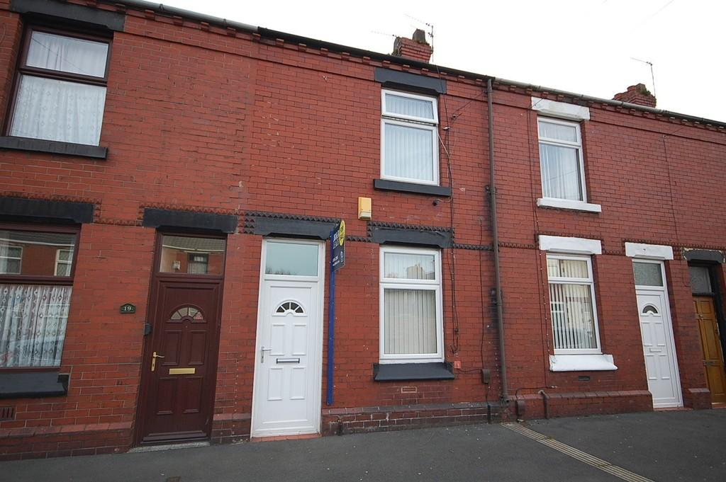 2 Bedrooms Terraced House for sale in Wilbur Street, Sutton Junction, St. Helens