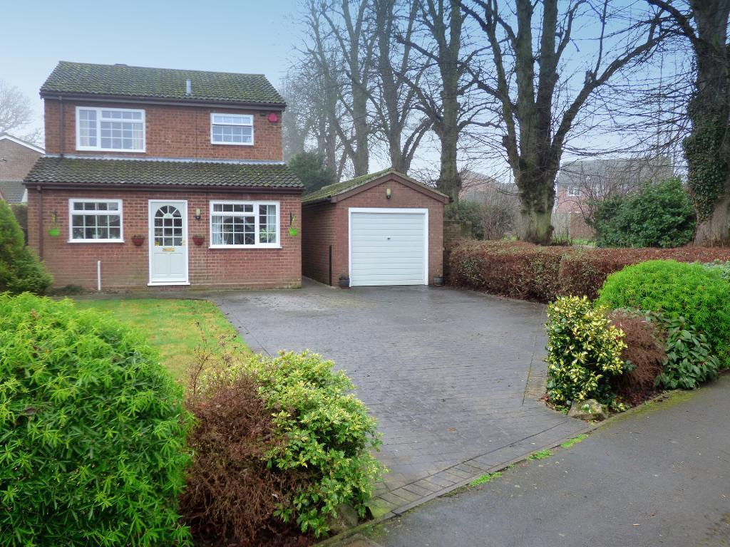 3 Bedrooms Detached House for sale in Martin Road, Flitwick, Bedfordshire, MK45 1RJ