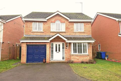 4 bedroom detached house for sale - Humphries Drive, Brackley