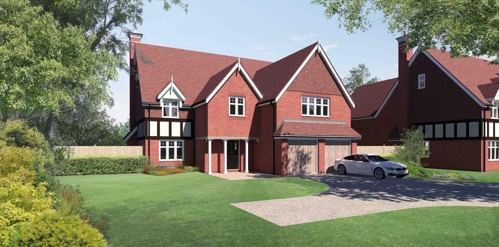 6 Bedrooms Detached House for sale in Meriden Road, Hampton In Arden