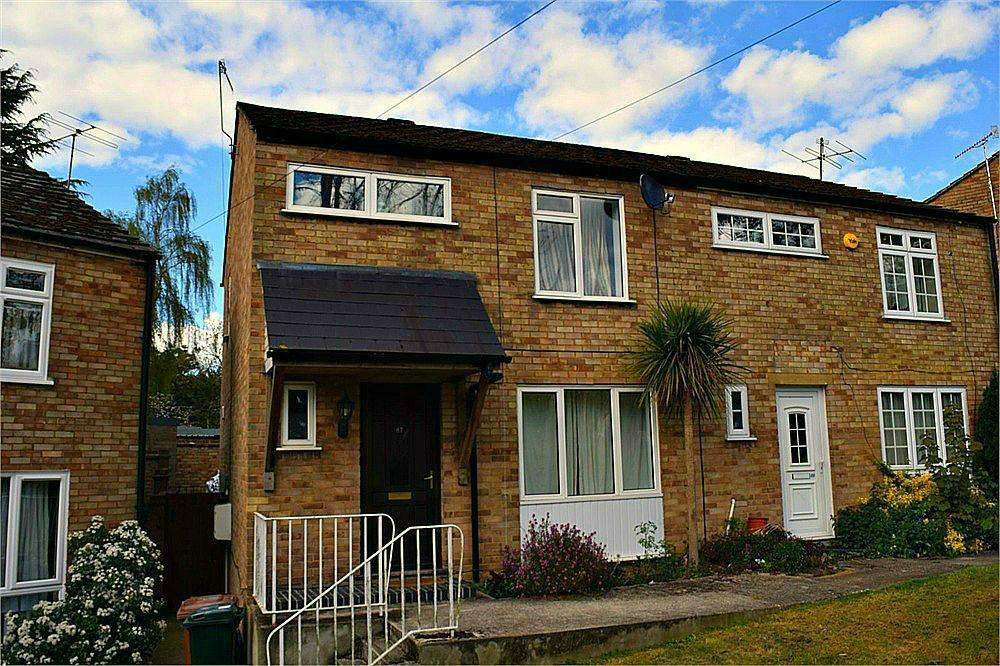 3 Bedrooms End Of Terrace House for sale in Hamilton Road, Hunton Bridge, KINGS LANGLEY, Hertfordshire