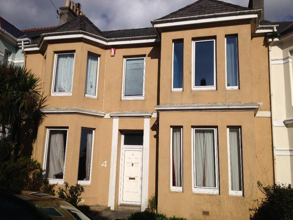 6 Bedrooms Terraced House for sale in Greenbank Avenue, Plymouth