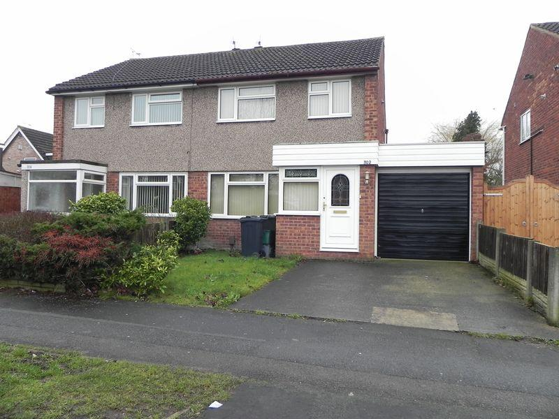 3 Bedrooms Semi Detached House for sale in Overpool Road, Great Sutton