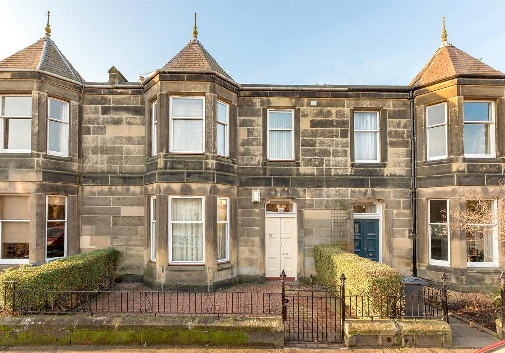 4 Bedrooms Terraced House for sale in 48 Summerside Place, Trinity, Edinburgh, EH6
