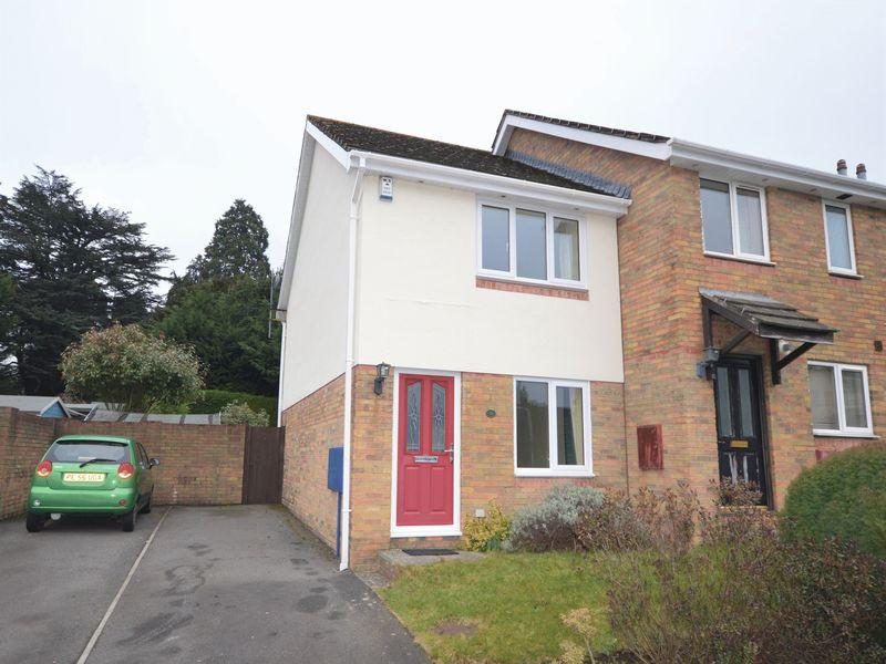2 Bedrooms End Of Terrace House for sale in Gavenny Way, Abergavenny