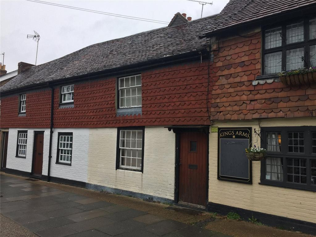 2 Bedrooms Terraced House for sale in Bishopric, Horsham, West Sussex, RH12