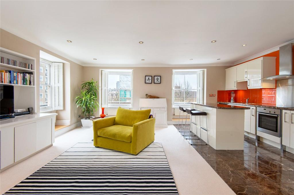 1 Bedroom Flat for sale in Clifton Gardens, Little Venice, London, W9