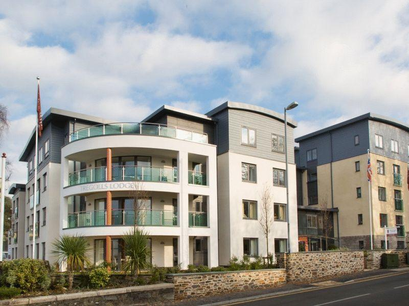 1 Bedroom Apartment Flat for sale in St. Clements Hill, Truro