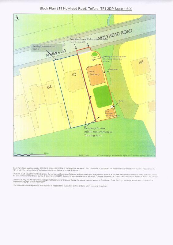 4 Bedrooms Land Commercial for sale in Holyhead Road, Wellington, Telford
