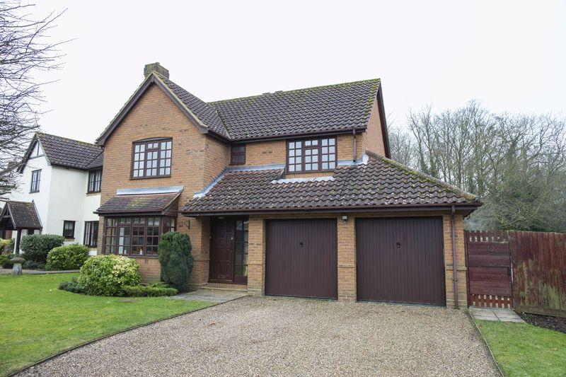 4 Bedrooms Detached House for sale in The Coppice, Great Barton