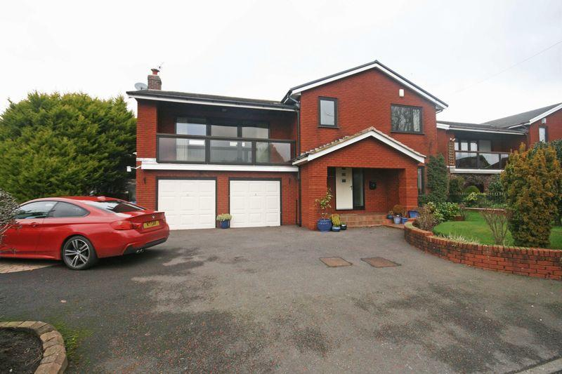4 Bedrooms Detached House for sale in Blackpool Old Road, Little Eccleston