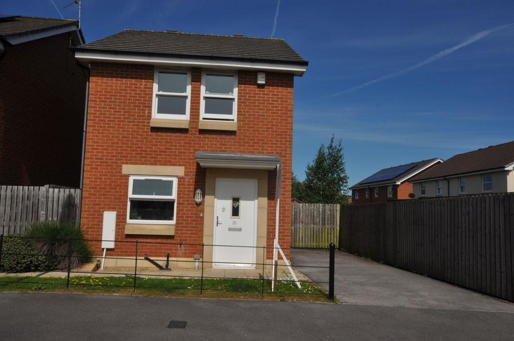 2 Bedrooms Detached House for sale in Doulton Drive, Hartley Wood, Sunderland