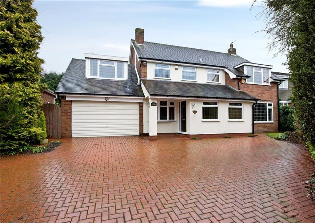 4 Bedrooms Detached House for sale in Guildwood, Old Weston Road, Bishops Wood, Stafford, ST19