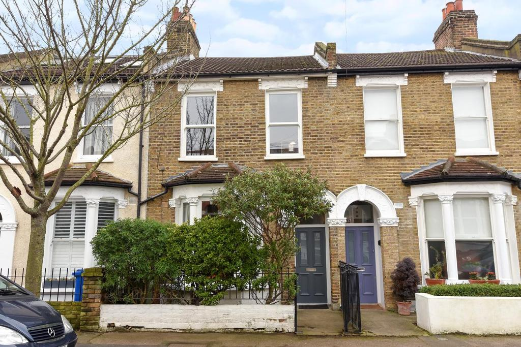 3 Bedrooms Terraced House for sale in Rodwell Road, East Dulwich, SE22