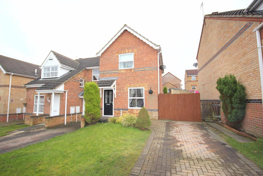 2 Bedrooms House for sale in Tennyson Terrace, Crook