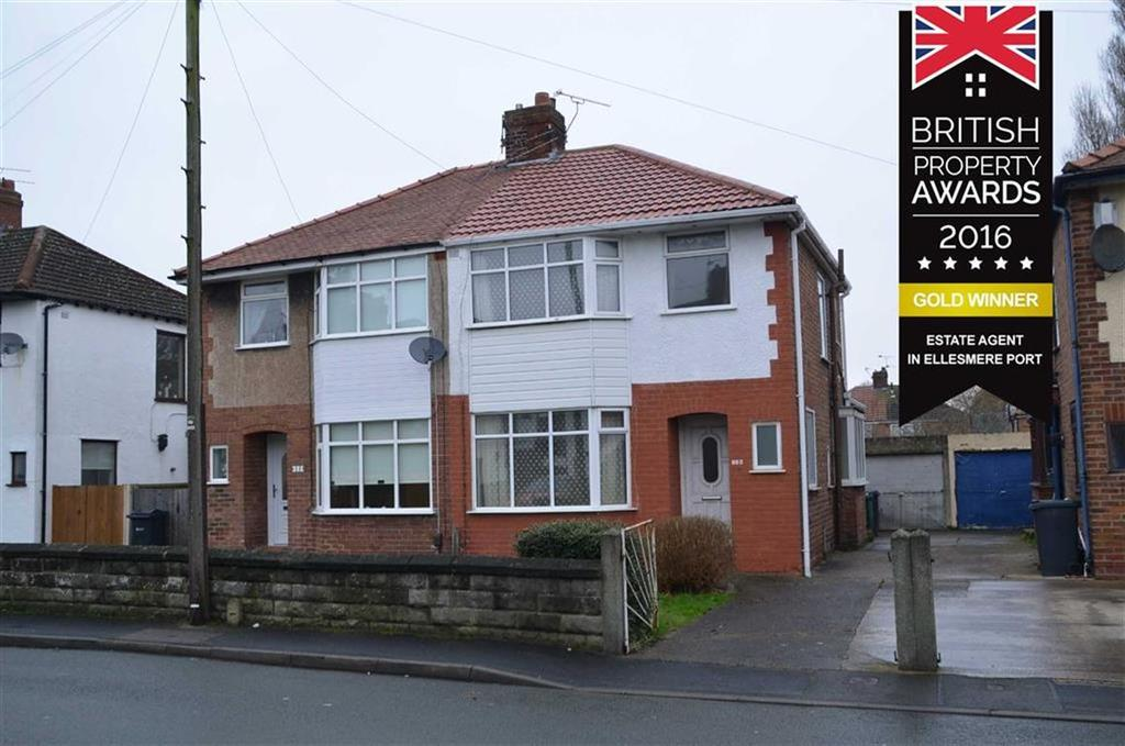3 Bedrooms Semi Detached House for sale in Crossley Avenue, Overpool, Ellesmere Port