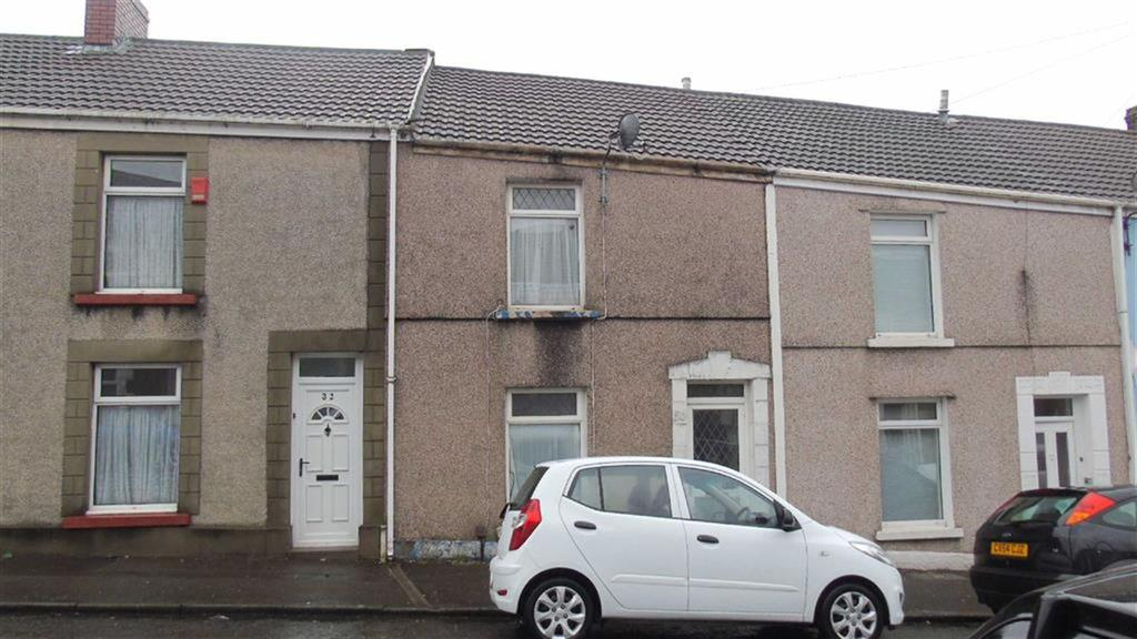 2 Bedrooms Terraced House for sale in Major Street, Swansea, SA5