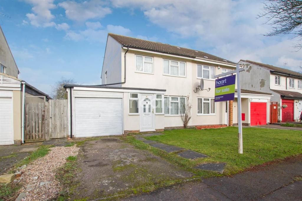 3 Bedrooms Semi Detached House for sale in No Chain In Bradville