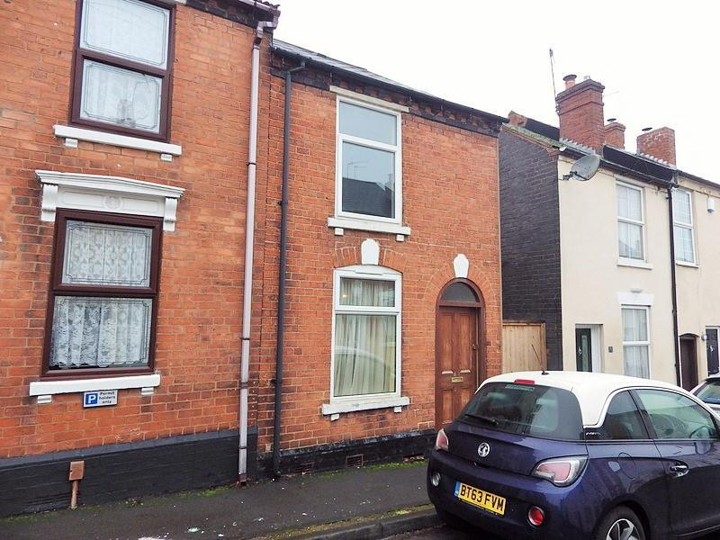 2 Bedrooms End Of Terrace House for sale in Bloomfield Street North, Halesowen