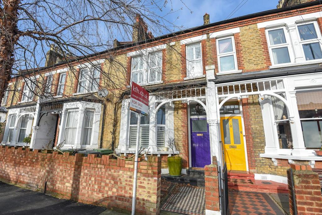 3 Bedrooms Terraced House for sale in Lampmead Road, Lee, SE12