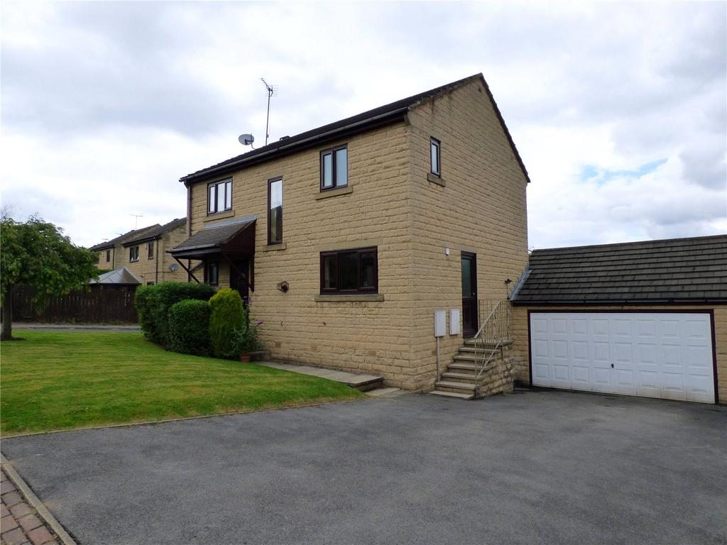 4 Bedrooms Detached House for sale in Thorn Garth, Cleckheaton, West Yorkshire, BD19