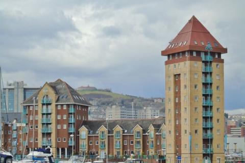 2 bedroom apartment to rent - Pocketts Wharf, Maritime Quarter, Swansea, SA1 3XL