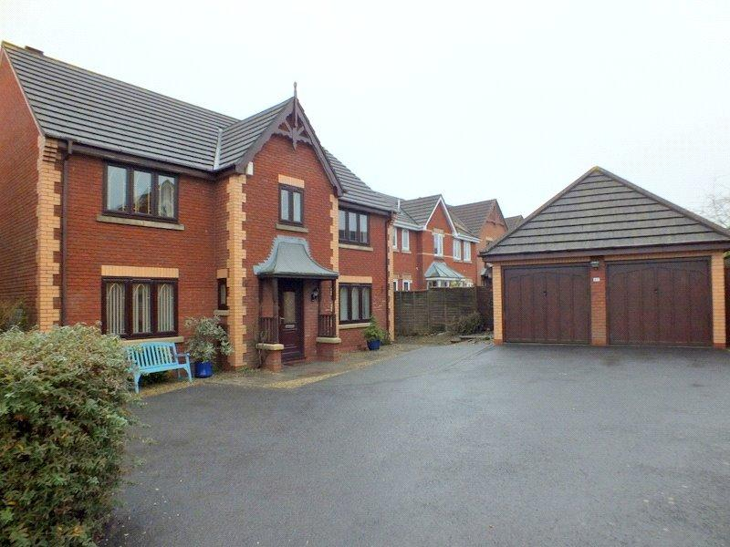 4 Bedrooms Detached House for sale in The Cornfields, Wick St Lawrence, Weston-Super-Mare, BS22