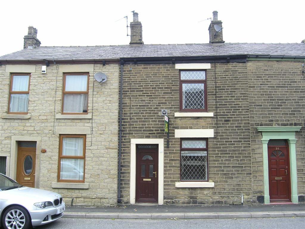 2 Bedrooms Terraced House for sale in Sheffield Road, Glossop, Glossop
