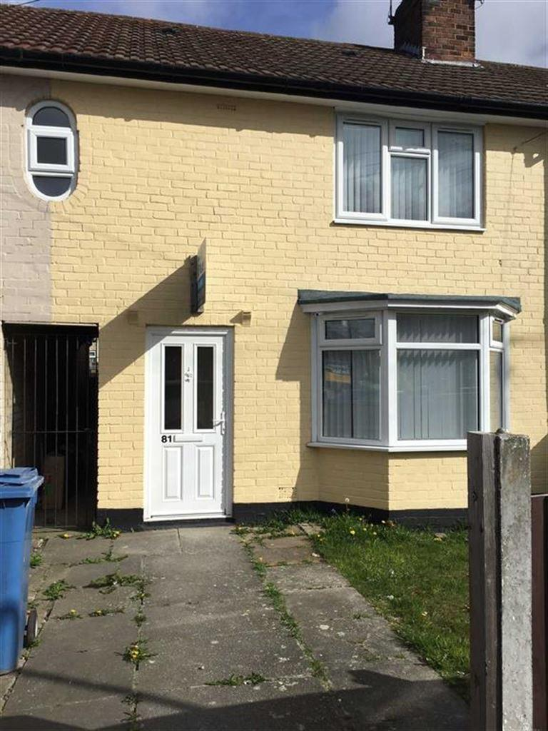 3 Bedrooms Terraced House for sale in Stonefield Road, Liverpool, Merseyside