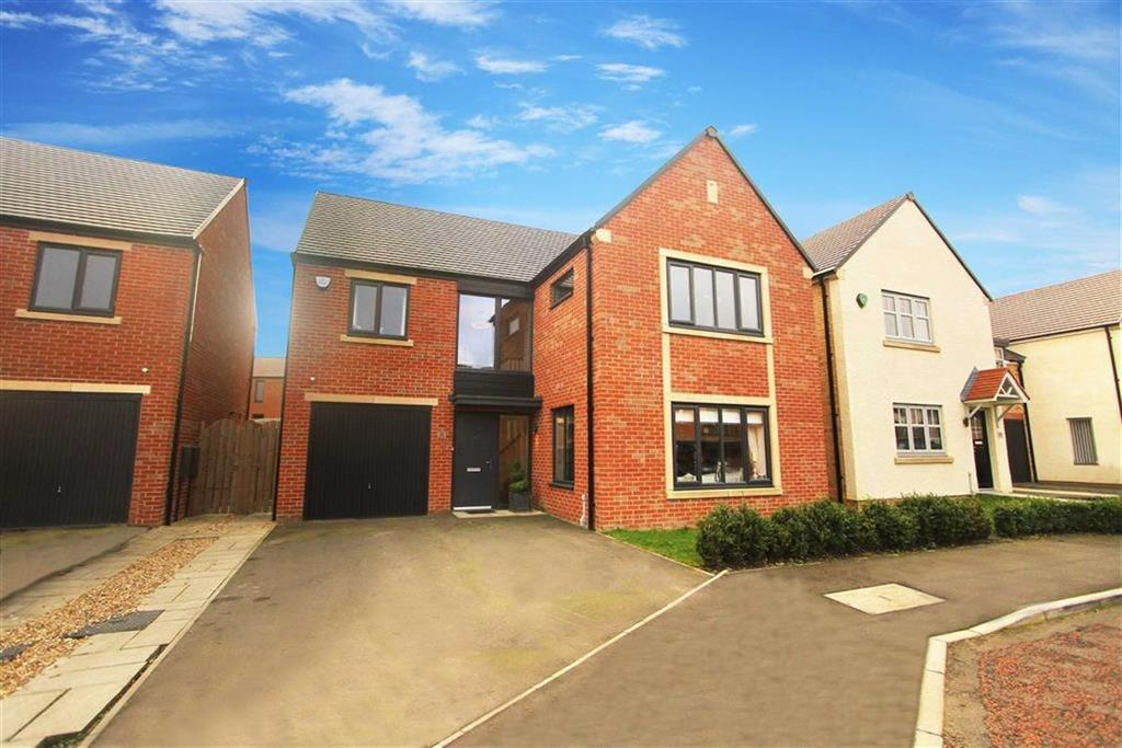 4 Bedrooms Detached House for sale in Viscount Close, Earsdon View, Tyne And Wear