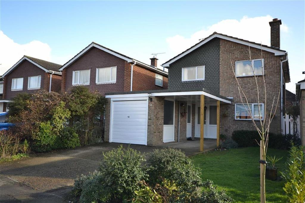 4 Bedrooms Detached House for sale in Barbrook Way, Bicknacre