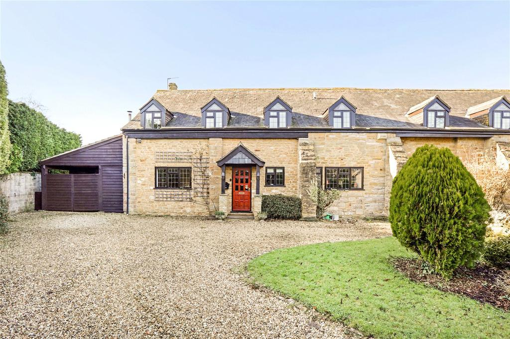 4 Bedrooms Barn Conversion Character Property for sale in Witcombe, Martock, Somerset