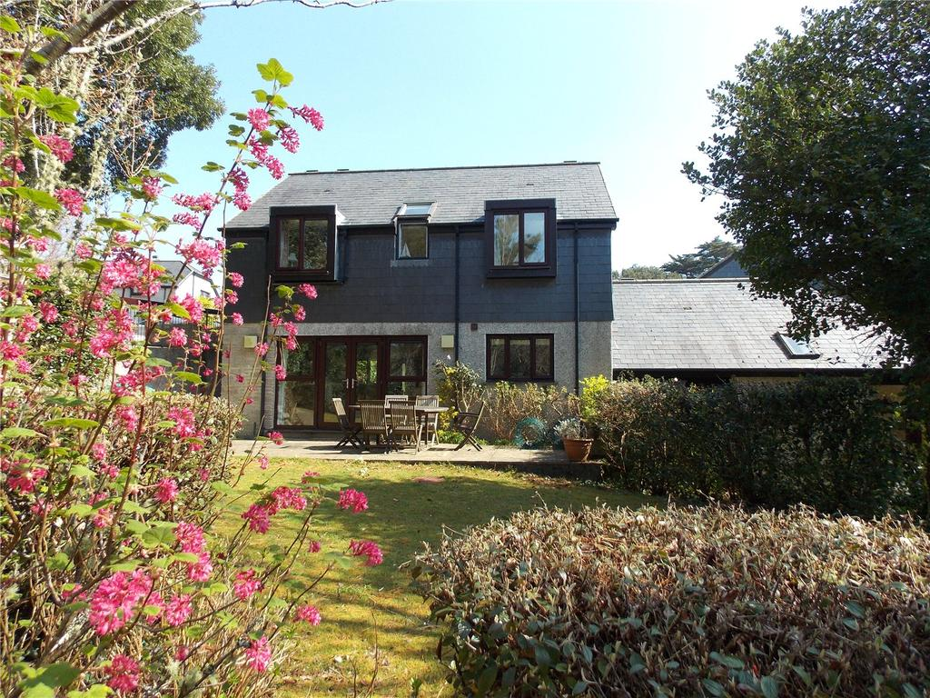 Nursery Cottages Maenporth Falmouth Cornwall 3 Bed End Of Terrace House For Sale 325 000