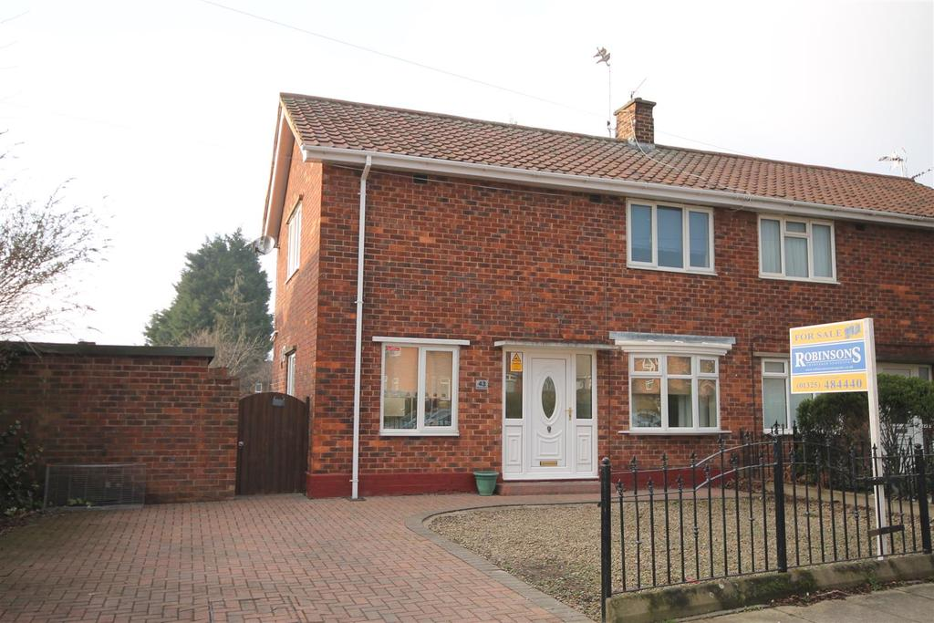 3 Bedrooms Semi Detached House for sale in Morpeth Avenue, Darlington