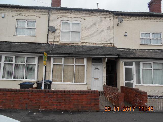 3 Bedrooms Terraced House for sale in Burlington Road, Small Heath, Birmingham B10 9PA