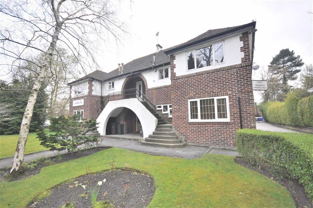 2 Bedrooms Flat for sale in Queens Court, Didsbury, Manchester, M20