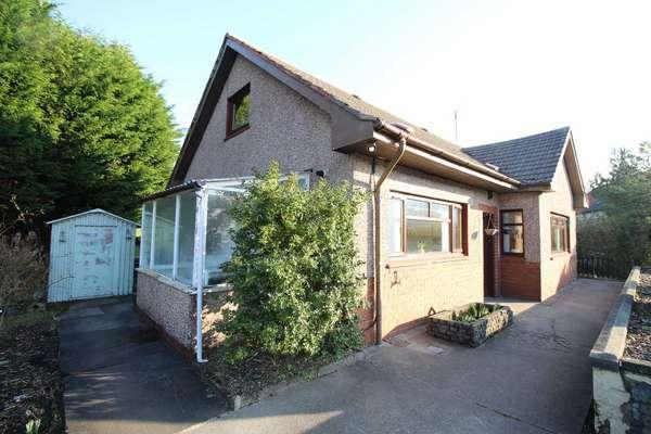 3 Bedrooms Detached House for sale in 166 Dunlop Street, Greenock, PA16 9DP